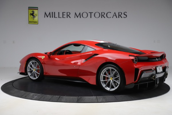 Used 2019 Ferrari 488 Pista for sale $449,900 at Bugatti of Greenwich in Greenwich CT 06830 4
