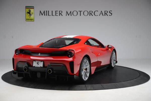 Used 2019 Ferrari 488 Pista for sale $449,900 at Bugatti of Greenwich in Greenwich CT 06830 7
