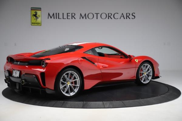 Used 2019 Ferrari 488 Pista for sale $449,900 at Bugatti of Greenwich in Greenwich CT 06830 8