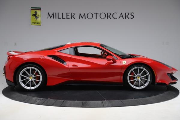 Used 2019 Ferrari 488 Pista for sale $449,900 at Bugatti of Greenwich in Greenwich CT 06830 9