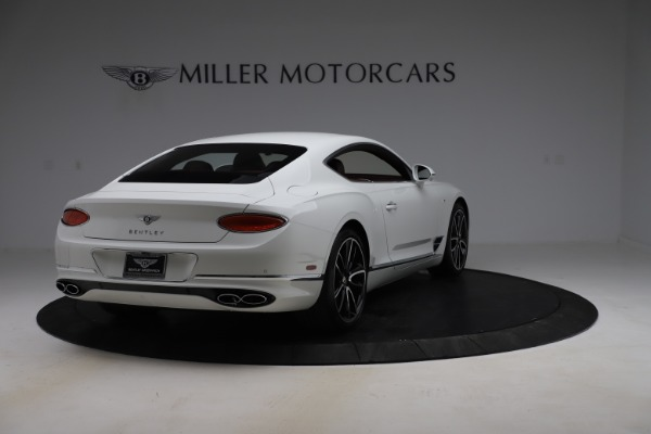 New 2020 Bentley Continental GT V8 for sale $261,360 at Bugatti of Greenwich in Greenwich CT 06830 10