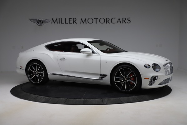 New 2020 Bentley Continental GT V8 for sale $261,360 at Bugatti of Greenwich in Greenwich CT 06830 12
