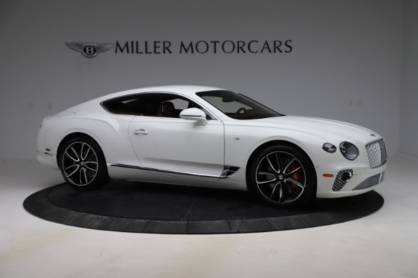 New 2020 Bentley Continental GT V8 for sale $261,360 at Bugatti of Greenwich in Greenwich CT 06830 13
