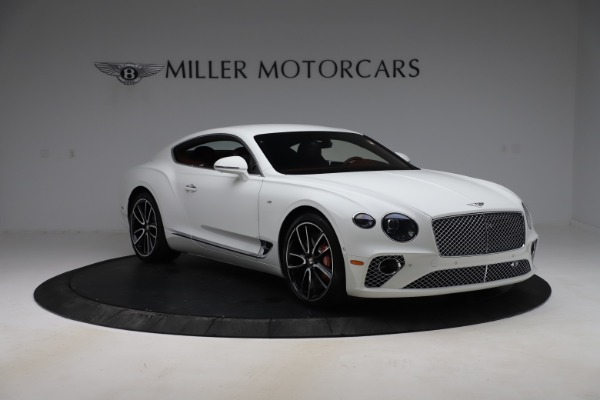 New 2020 Bentley Continental GT V8 for sale $261,360 at Bugatti of Greenwich in Greenwich CT 06830 14