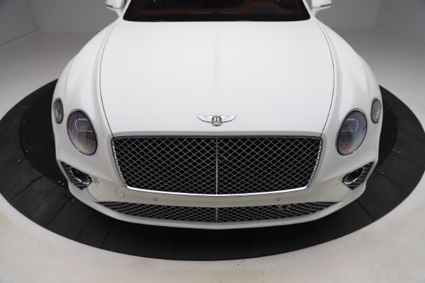 New 2020 Bentley Continental GT V8 for sale $261,360 at Bugatti of Greenwich in Greenwich CT 06830 16