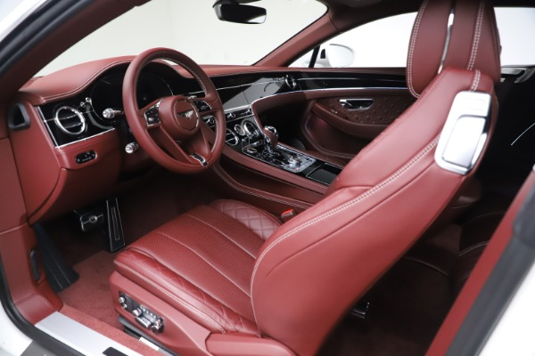 New 2020 Bentley Continental GT V8 for sale $261,360 at Bugatti of Greenwich in Greenwich CT 06830 21