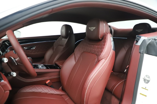 New 2020 Bentley Continental GT V8 for sale $261,360 at Bugatti of Greenwich in Greenwich CT 06830 23