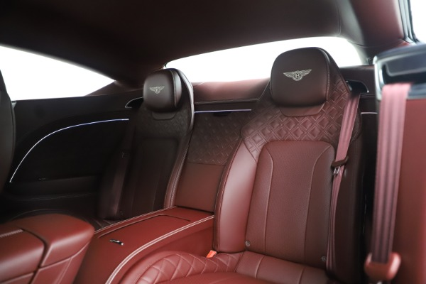 New 2020 Bentley Continental GT V8 for sale $261,360 at Bugatti of Greenwich in Greenwich CT 06830 25