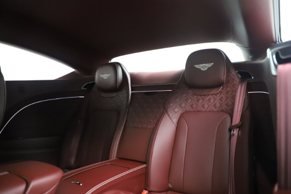 New 2020 Bentley Continental GT V8 for sale $261,360 at Bugatti of Greenwich in Greenwich CT 06830 26