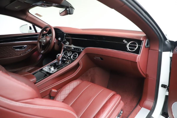 New 2020 Bentley Continental GT V8 for sale $261,360 at Bugatti of Greenwich in Greenwich CT 06830 28