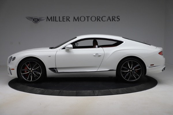 New 2020 Bentley Continental GT V8 for sale $261,360 at Bugatti of Greenwich in Greenwich CT 06830 4
