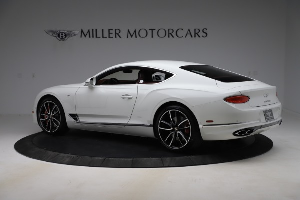 New 2020 Bentley Continental GT V8 for sale $261,360 at Bugatti of Greenwich in Greenwich CT 06830 5