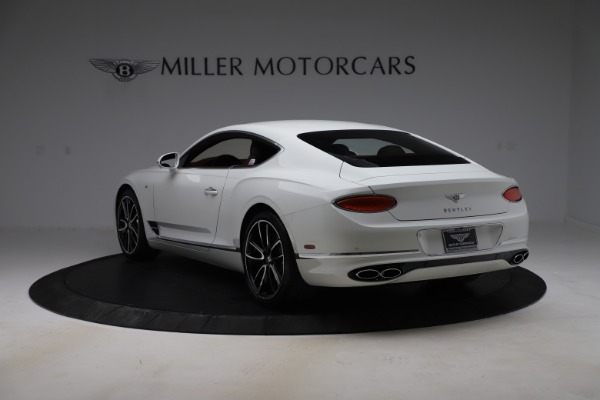 New 2020 Bentley Continental GT V8 for sale $261,360 at Bugatti of Greenwich in Greenwich CT 06830 6