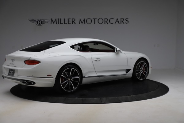 New 2020 Bentley Continental GT V8 for sale $261,360 at Bugatti of Greenwich in Greenwich CT 06830 9