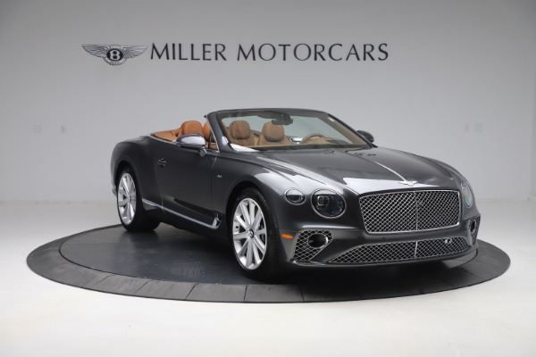 New 2020 Bentley Continental GTC V8 for sale Sold at Bugatti of Greenwich in Greenwich CT 06830 11