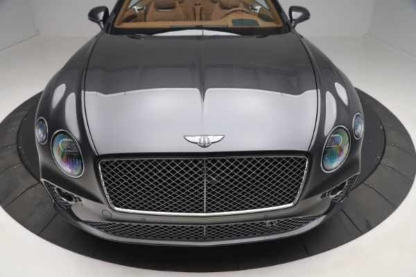 New 2020 Bentley Continental GTC V8 for sale Sold at Bugatti of Greenwich in Greenwich CT 06830 12