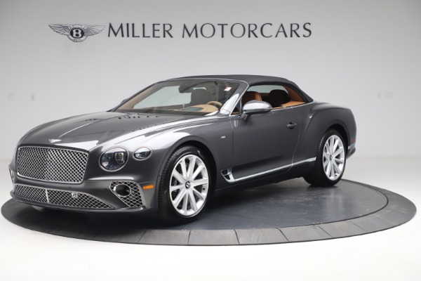 New 2020 Bentley Continental GTC V8 for sale Sold at Bugatti of Greenwich in Greenwich CT 06830 16
