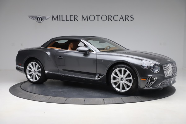 New 2020 Bentley Continental GTC V8 for sale Sold at Bugatti of Greenwich in Greenwich CT 06830 22