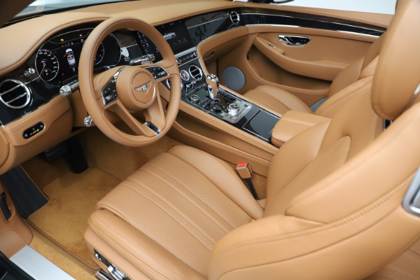 New 2020 Bentley Continental GTC V8 for sale Sold at Bugatti of Greenwich in Greenwich CT 06830 25