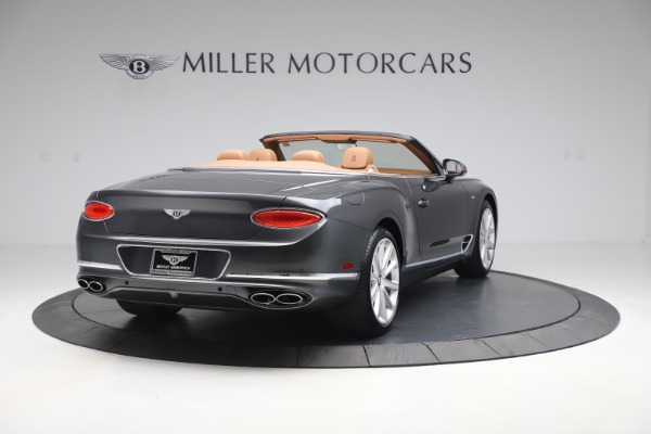 New 2020 Bentley Continental GTC V8 for sale Sold at Bugatti of Greenwich in Greenwich CT 06830 7