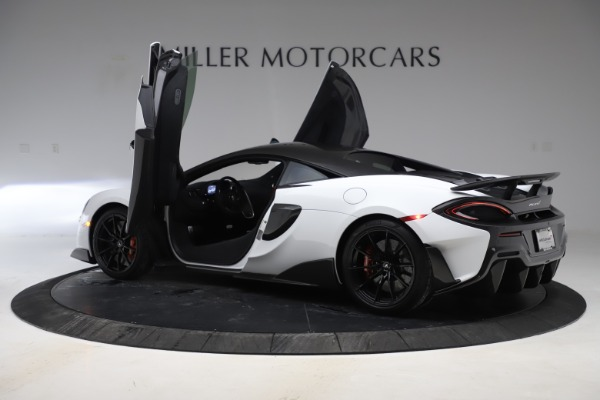 Used 2019 McLaren 600LT Coupe for sale $219,900 at Bugatti of Greenwich in Greenwich CT 06830 11