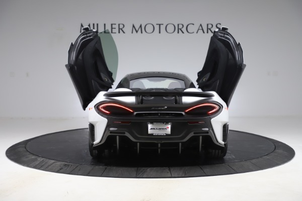 Used 2019 McLaren 600LT Coupe for sale $219,900 at Bugatti of Greenwich in Greenwich CT 06830 12