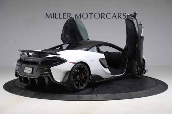 Used 2019 McLaren 600LT Coupe for sale $219,900 at Bugatti of Greenwich in Greenwich CT 06830 13