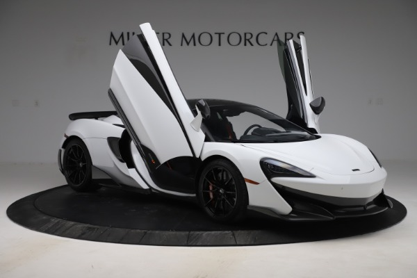 Used 2019 McLaren 600LT Coupe for sale $219,900 at Bugatti of Greenwich in Greenwich CT 06830 14