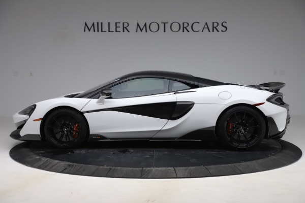 Used 2019 McLaren 600LT Coupe for sale $219,900 at Bugatti of Greenwich in Greenwich CT 06830 2