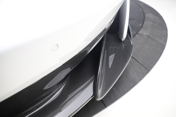 Used 2019 McLaren 600LT Coupe for sale $229,990 at Bugatti of Greenwich in Greenwich CT 06830 27