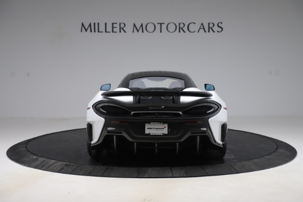 Used 2019 McLaren 600LT Coupe for sale $219,900 at Bugatti of Greenwich in Greenwich CT 06830 4