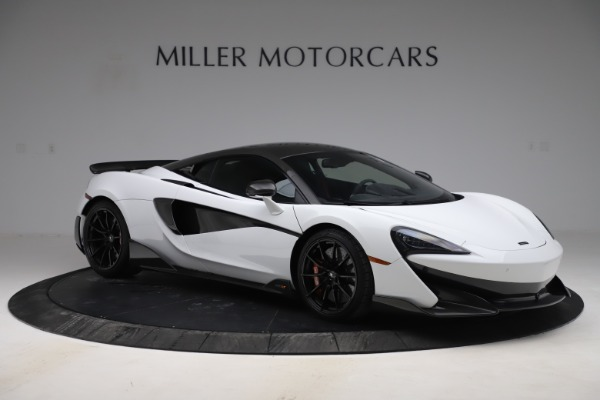 Used 2019 McLaren 600LT Coupe for sale $219,900 at Bugatti of Greenwich in Greenwich CT 06830 7