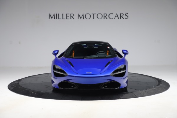 New 2020 McLaren 720S Spider Convertible for sale $364,090 at Bugatti of Greenwich in Greenwich CT 06830 17