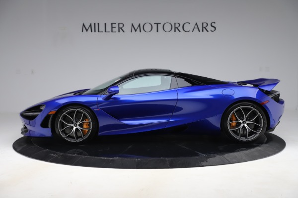 New 2020 McLaren 720S Spider Convertible for sale $364,090 at Bugatti of Greenwich in Greenwich CT 06830 19