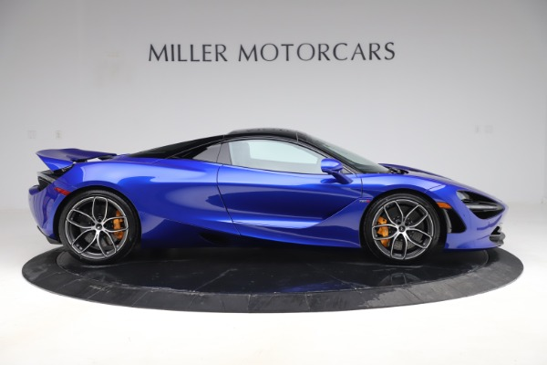 New 2020 McLaren 720S Spider Convertible for sale $364,090 at Bugatti of Greenwich in Greenwich CT 06830 23