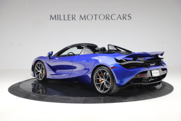 New 2020 McLaren 720S Spider for sale Call for price at Bugatti of Greenwich in Greenwich CT 06830 3