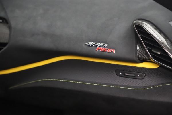 Used 2019 Ferrari 488 Pista for sale Sold at Bugatti of Greenwich in Greenwich CT 06830 20
