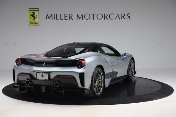 Used 2019 Ferrari 488 Pista for sale Sold at Bugatti of Greenwich in Greenwich CT 06830 7