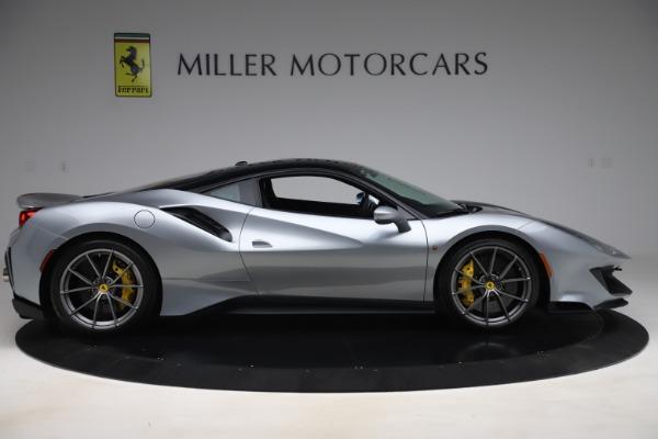 Used 2019 Ferrari 488 Pista for sale Sold at Bugatti of Greenwich in Greenwich CT 06830 9