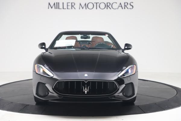 New 2019 Maserati GranTurismo Sport Convertible for sale $165,645 at Bugatti of Greenwich in Greenwich CT 06830 12