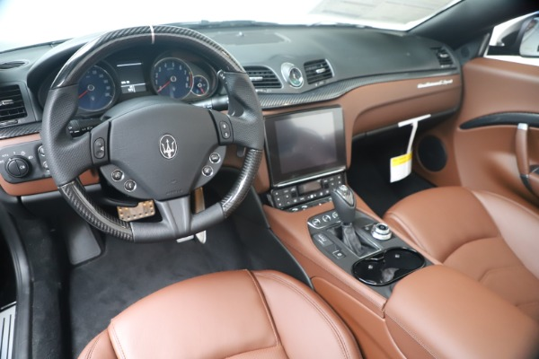New 2019 Maserati GranTurismo Sport Convertible for sale $165,645 at Bugatti of Greenwich in Greenwich CT 06830 19