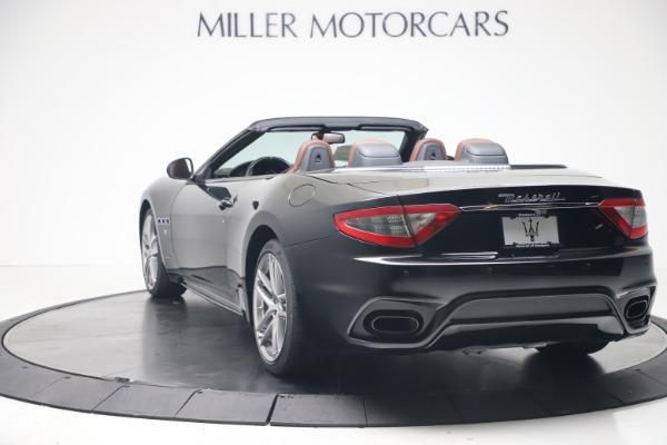 New 2019 Maserati GranTurismo Sport Convertible for sale $165,645 at Bugatti of Greenwich in Greenwich CT 06830 5