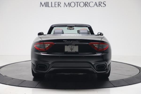 New 2019 Maserati GranTurismo Sport Convertible for sale $165,645 at Bugatti of Greenwich in Greenwich CT 06830 6