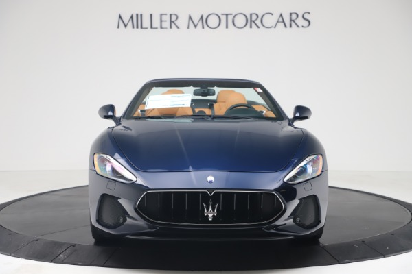 New 2019 Maserati GranTurismo Sport Convertible for sale $172,060 at Bugatti of Greenwich in Greenwich CT 06830 12