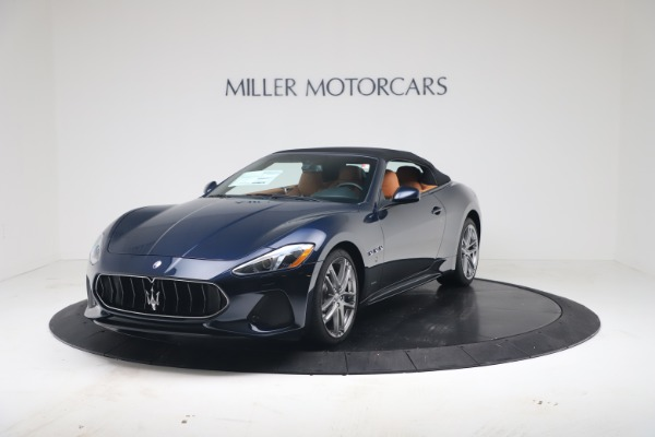 New 2019 Maserati GranTurismo Sport Convertible for sale $172,060 at Bugatti of Greenwich in Greenwich CT 06830 13