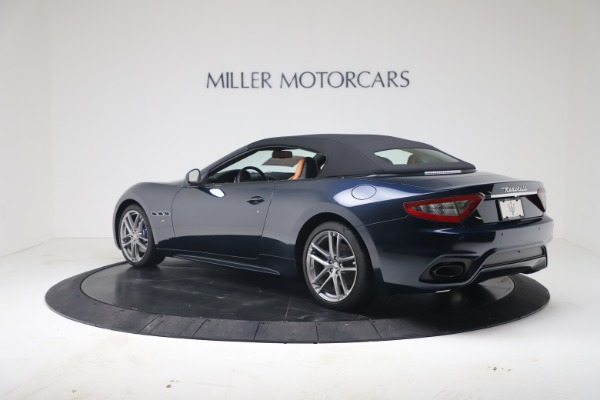 New 2019 Maserati GranTurismo Sport Convertible for sale $172,060 at Bugatti of Greenwich in Greenwich CT 06830 15