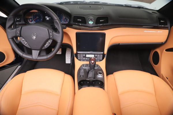 New 2019 Maserati GranTurismo Sport Convertible for sale $172,060 at Bugatti of Greenwich in Greenwich CT 06830 22