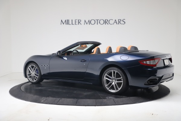 New 2019 Maserati GranTurismo Sport Convertible for sale $172,060 at Bugatti of Greenwich in Greenwich CT 06830 4