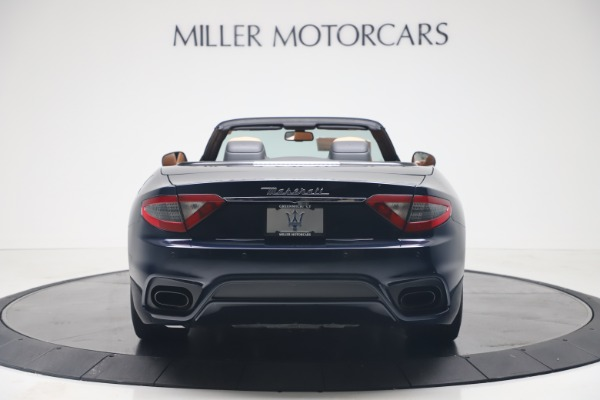 New 2019 Maserati GranTurismo Sport Convertible for sale $172,060 at Bugatti of Greenwich in Greenwich CT 06830 6