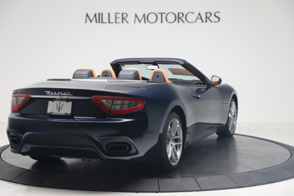 New 2019 Maserati GranTurismo Sport Convertible for sale $172,060 at Bugatti of Greenwich in Greenwich CT 06830 7